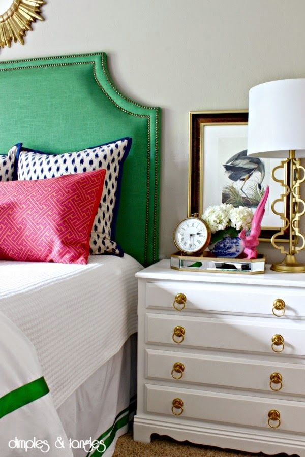 Preppy Bedroom Inspiration