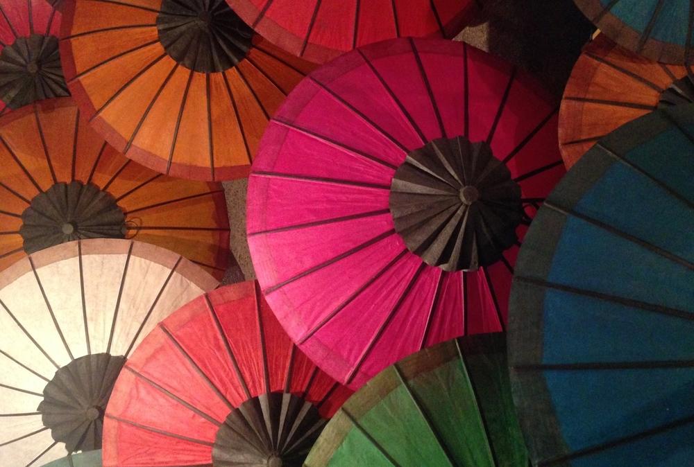 Laotian Market | Travel Journal