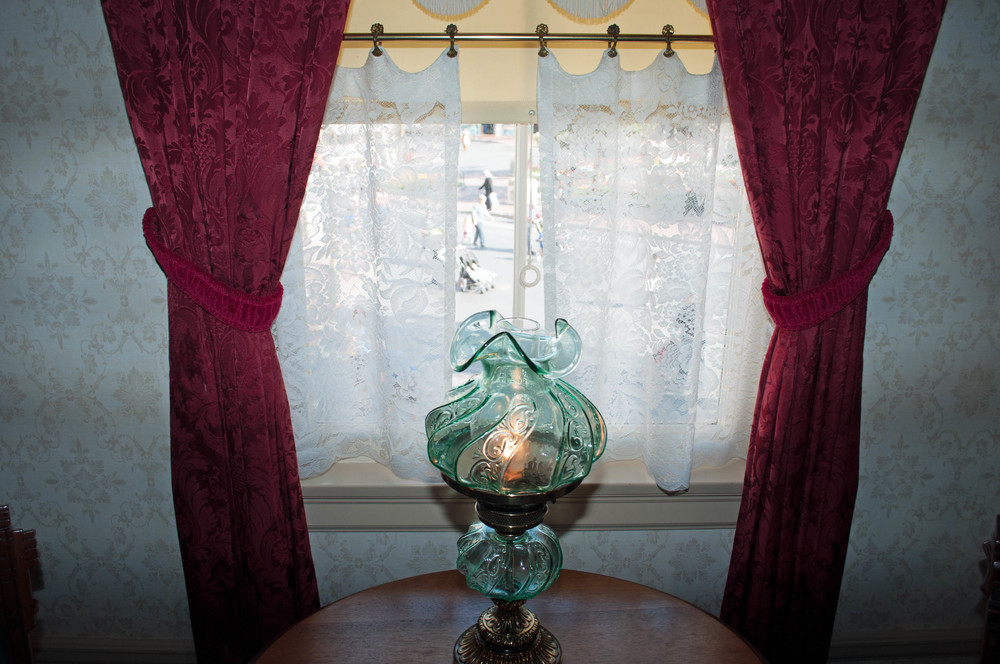 Walt Disney's Lamp