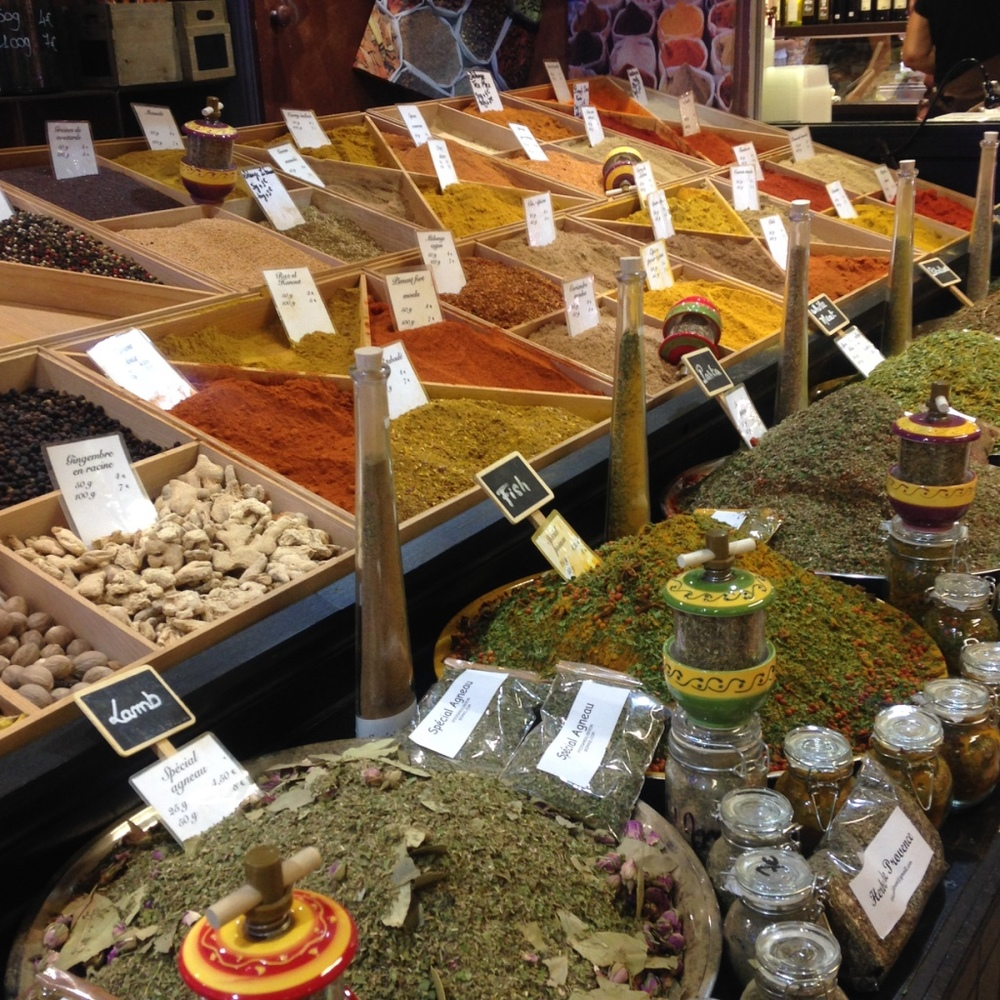 Avignon Market