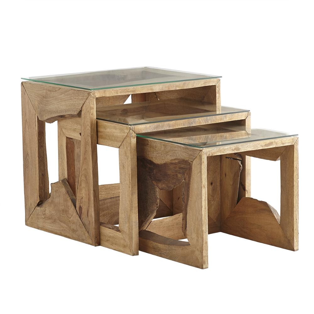 Nesting Side Table