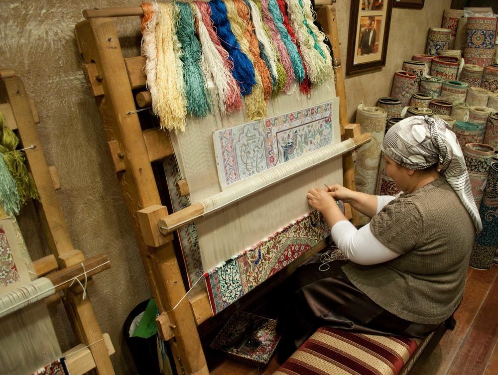 Istanbul Weaver