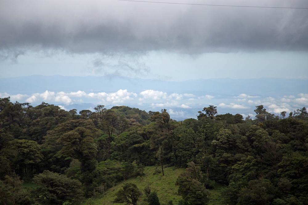 ZIP-LINING, COSTA RICA