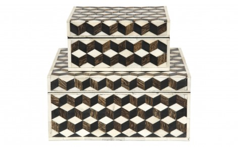 MARQUETRY BOXES