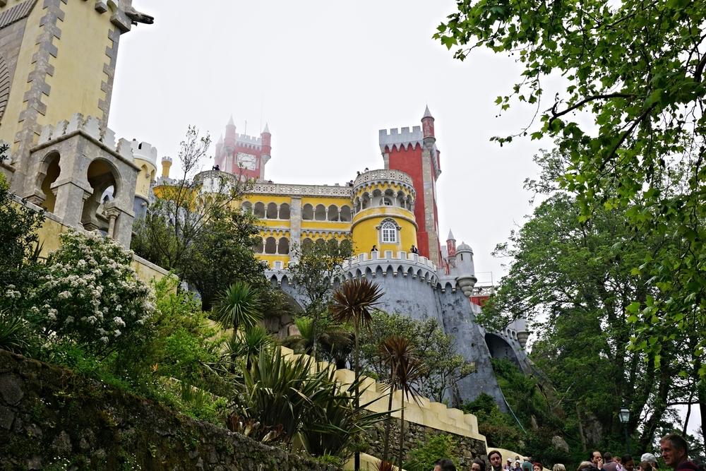 PENA PALACE- Sintra