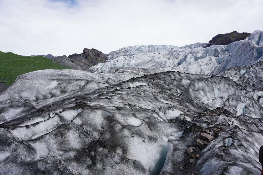 Skaftafell- Glacier Hike