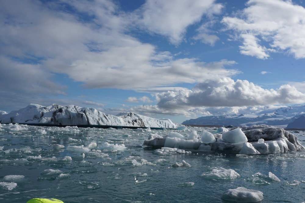Jökulsárlón- Glacier Lagoon