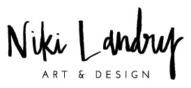Louisiana Interior Design | NIKI LANDRY Art & Design