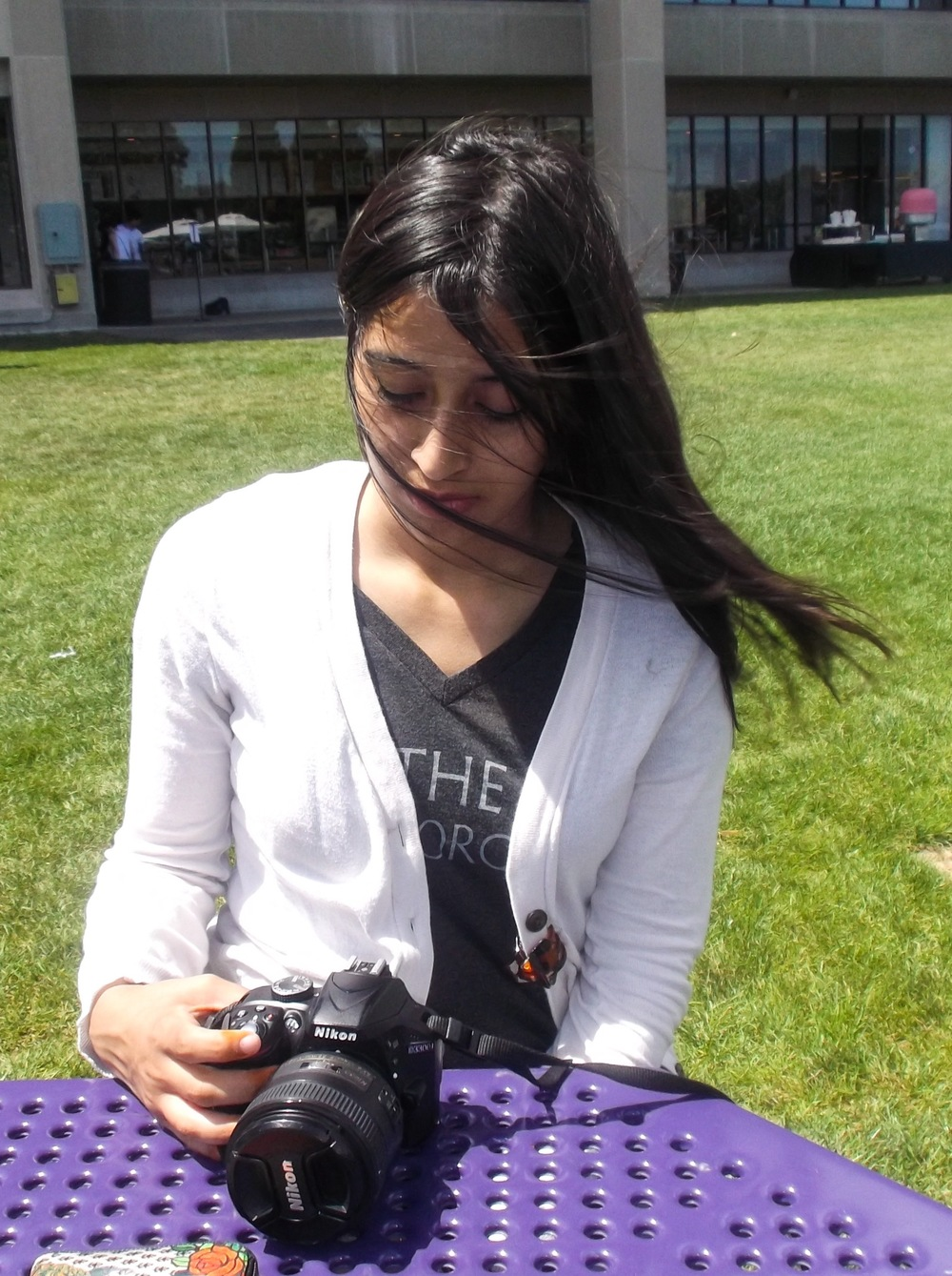 Image taken by 15 year old Elijah as part of a photography workshop I led with Youth & Opportunities United
