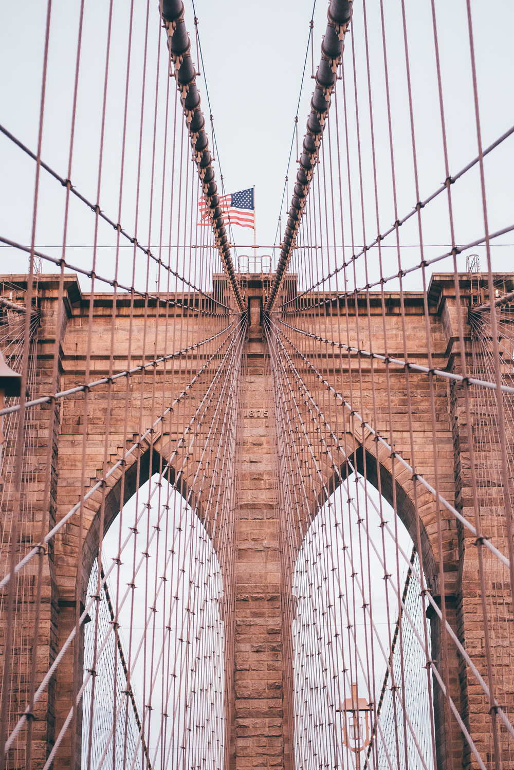 The Brooklyn Bridge has been around for 125 years and its architect was a German immigrant by the name of John Roebling.