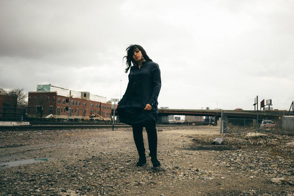 Pilsen, Chicago  Taken by Nadine Abdelrahim