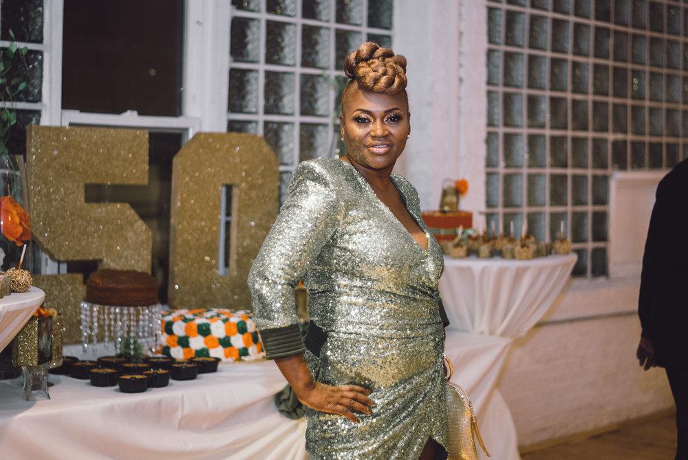 Trina's 50th Birthday Party -