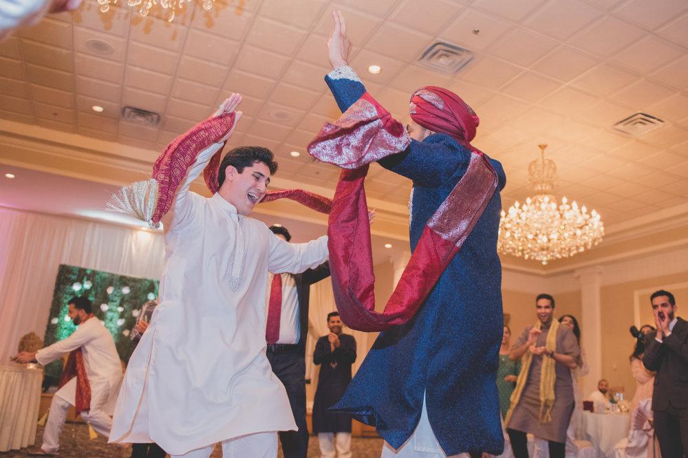 Noor and Wajeeh's Wedding -