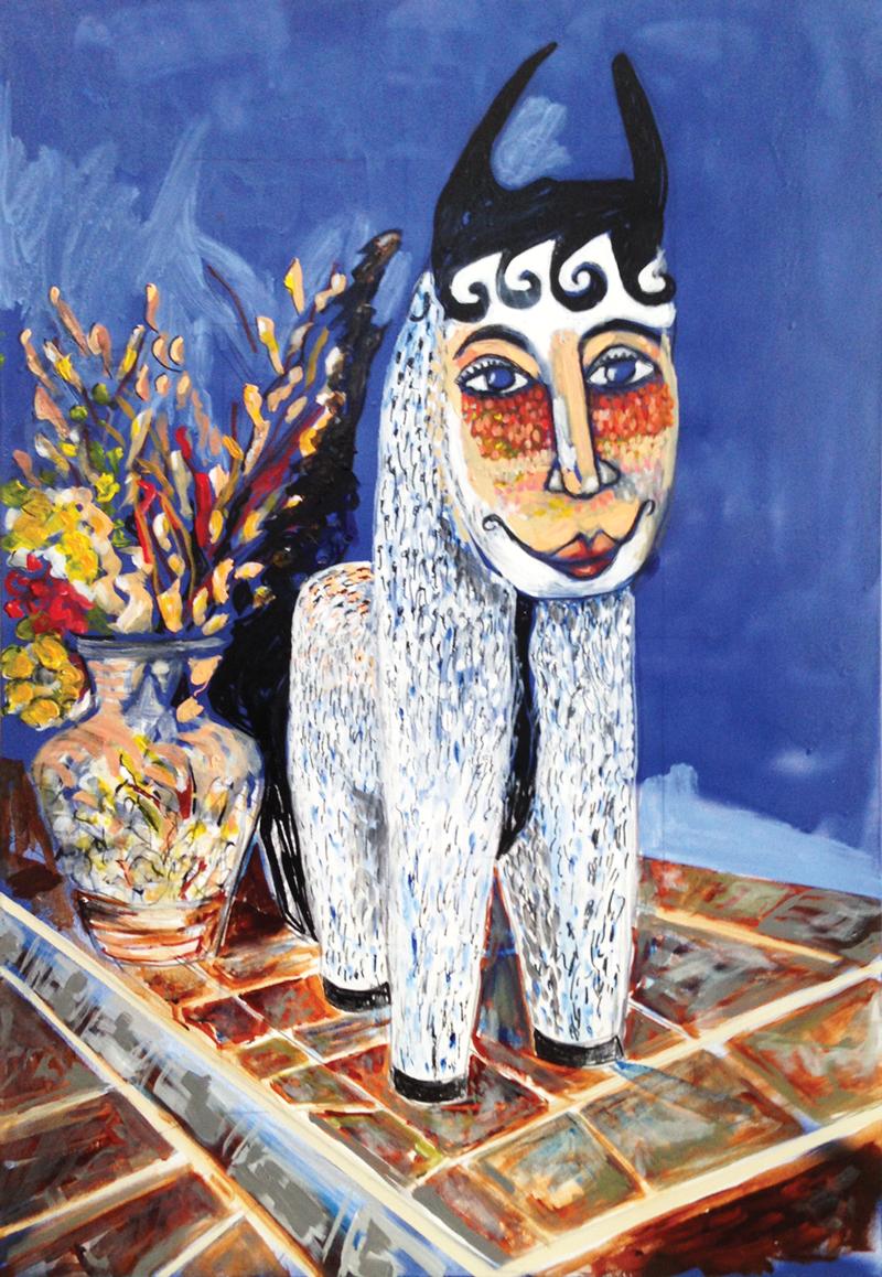 LLAMA OF PERU