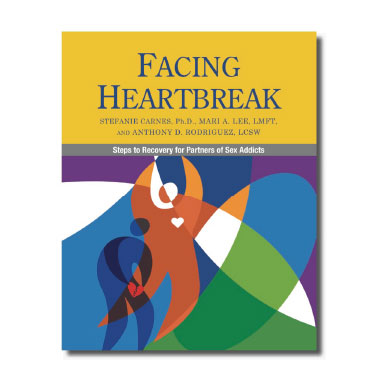 Facing Heartbreak book sold on Amazon