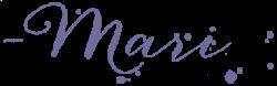 Mari Lee Signature