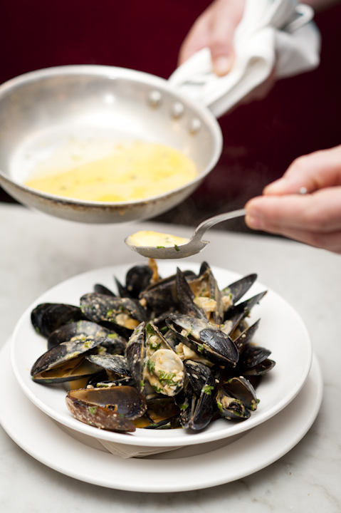 Chatham Blue Mussels