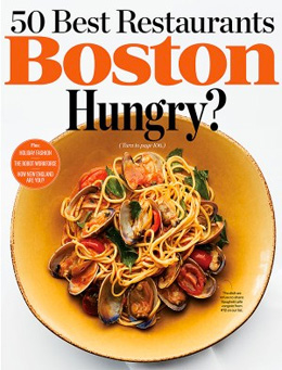 Featured on Bostonmagazine.com