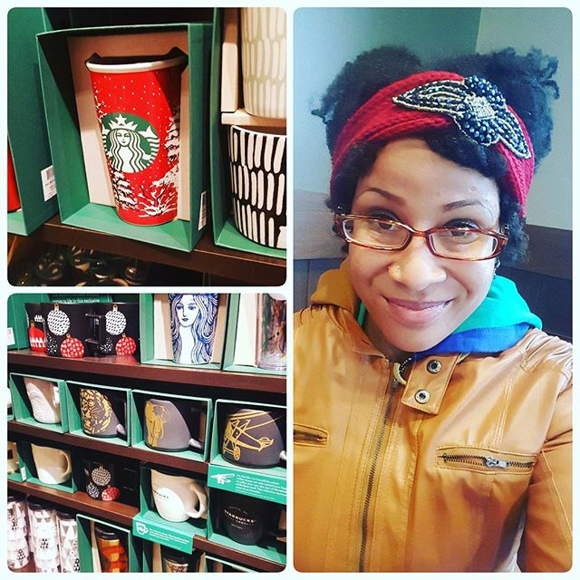 PSA! I will gladly accept any of these cups as Xmas gifts 😄. #starbucksxmas #starbuckslover #lovecoffee #coffeeismyhappy