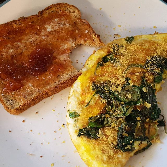 Self care today was making a great breakfast and taking it easy.  Yay me :-). #treatyourselfthebest