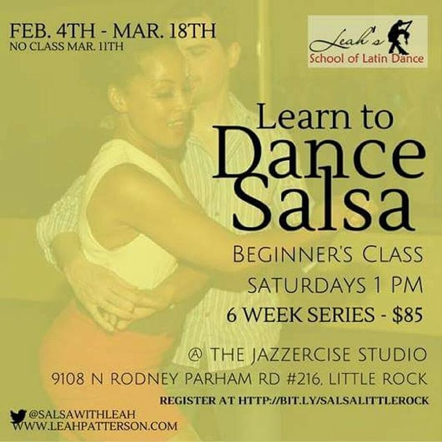 Beginner's Salsa Starts Feb. 4th! - I've decided to run the next beginner's salsa series starting on Feb. 4th! Register here: http://ow.ly/n0T23088Vgu