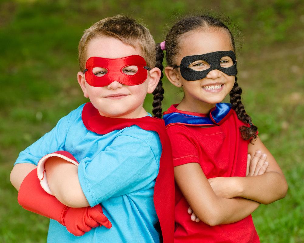 Superhero Workshops