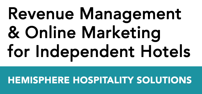 Hotel marketing & revenue management