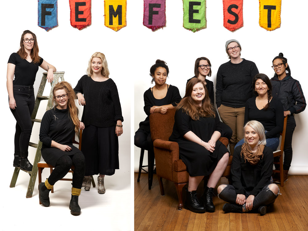 Riverwest FemFest