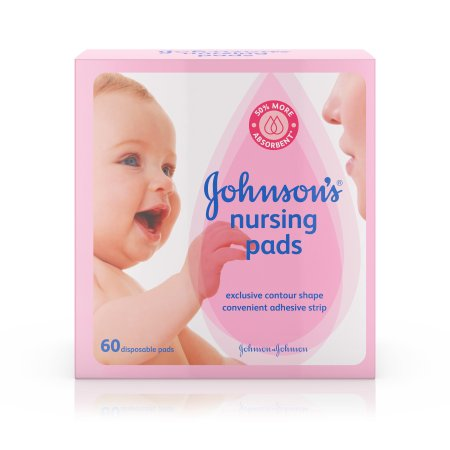 Johnson's Nursing Pads - From $6.99 at Walgreens