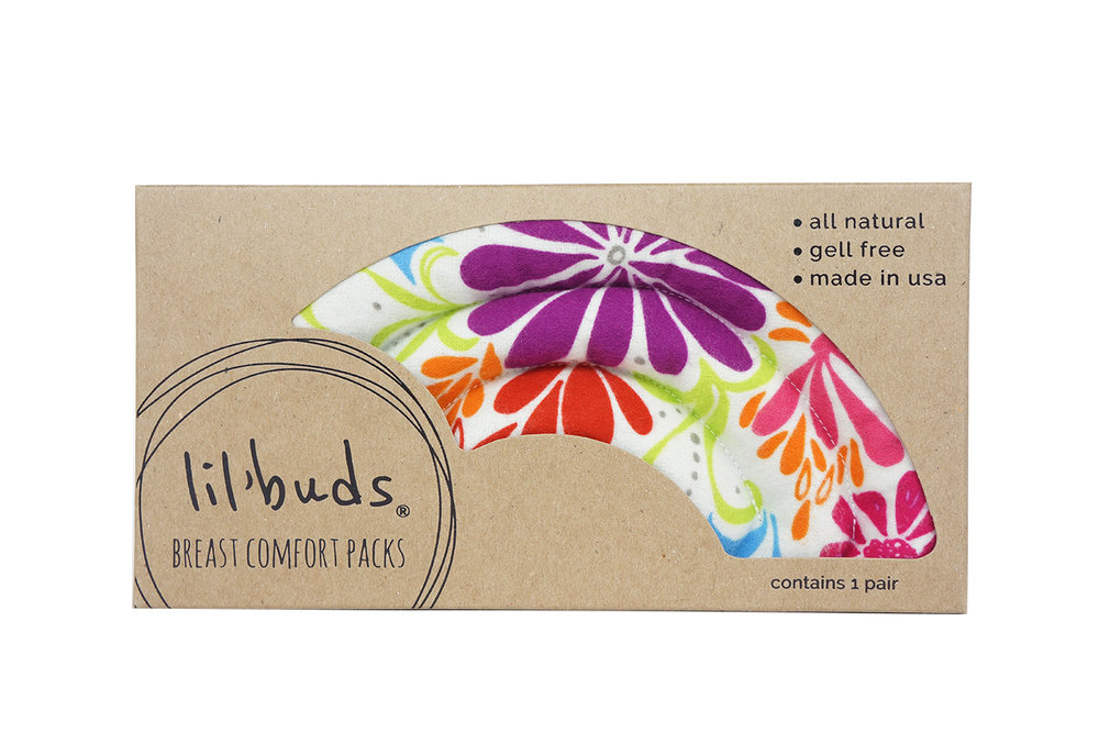 Lil'buds Breast Comfort Packs - From $25 at Lillemer.com