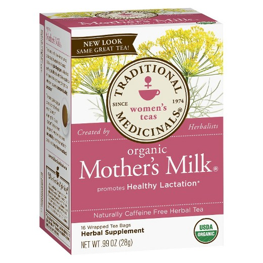 Traditional Medicinal Mothers Milk Tea - From $4.99 at Target