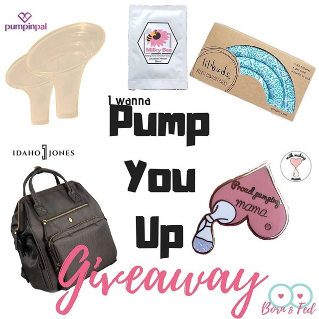 Today is a day of Giveaways! 🎉We've also teamed up with the lovely Jessica Wimer from @bornandfed for another bundle of prizes, plus a free 60 minute e-consult, to one lucky mama. 🤱 Head on over to her feed to enter! 😘