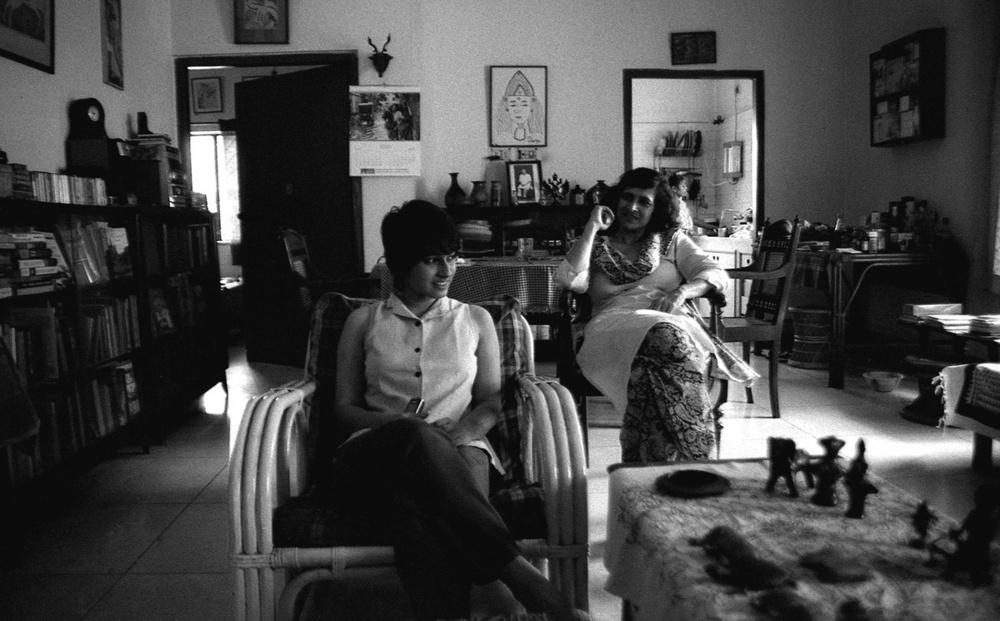 Mrinalini Vasudevan & Tapati Guha Thakurta 2011
