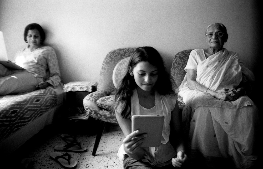 Swati Chattopadhyay, Shaoni C White & Pusparenu Chattopadhyay 2011