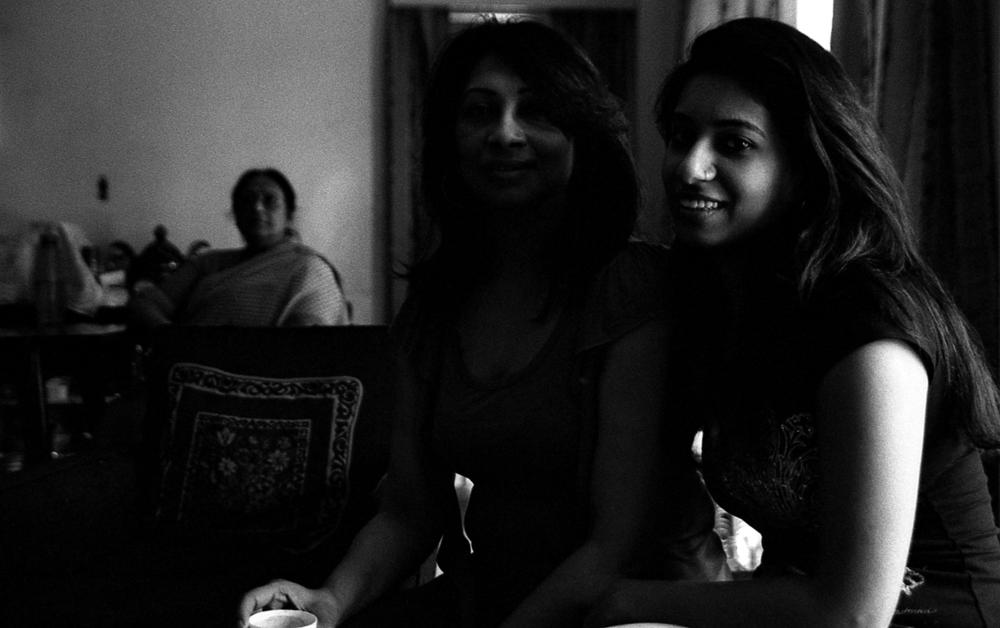 Mrs Lahiri, Sharmila Lahiri & Radhika Womack 2010