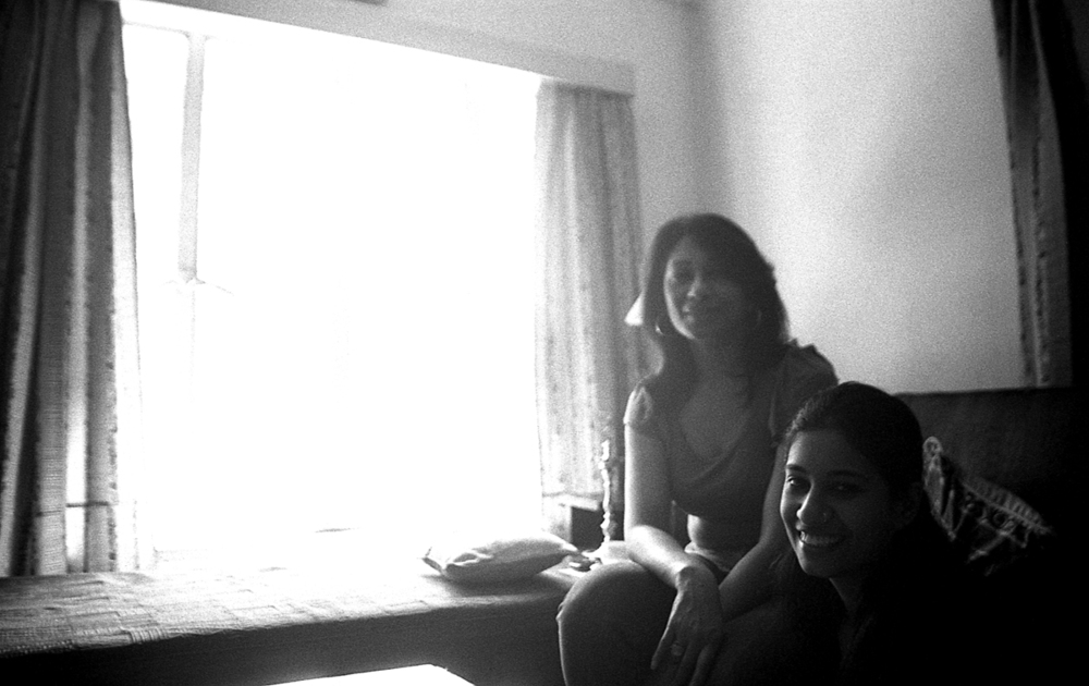 Sharmila Lahiri & Radhika Womack 2010