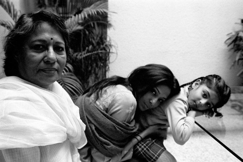 Mrs Alokananda Saha, Kalyani & Tara 2005