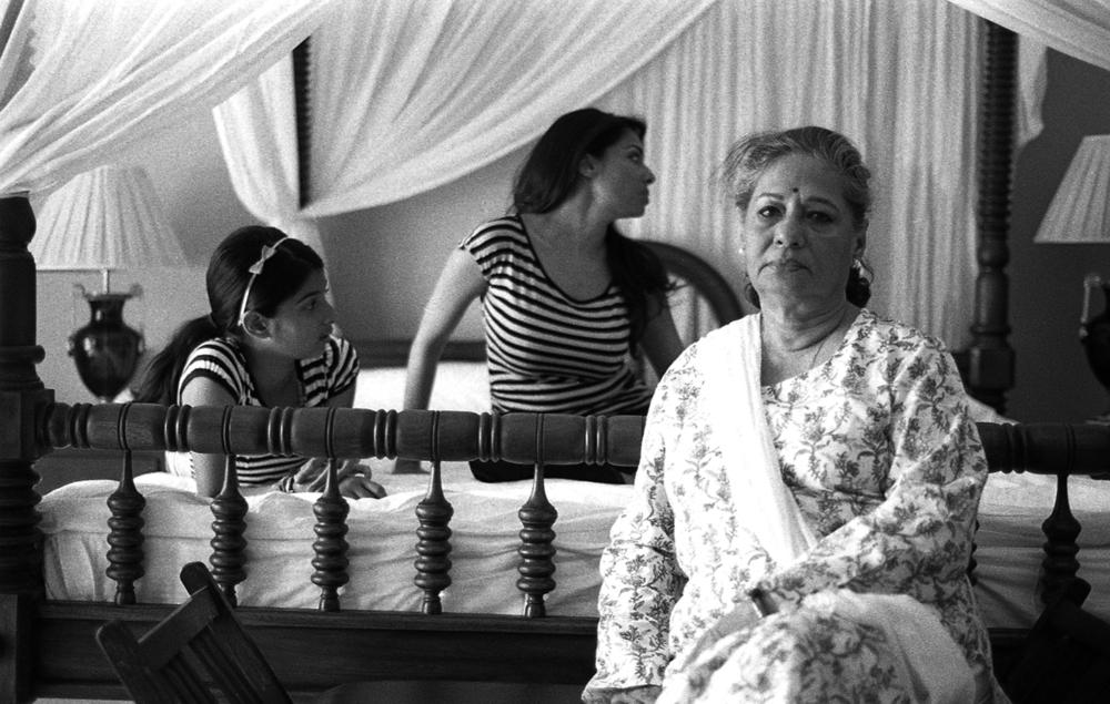 Mrs Alokananda Saha, Kalyani & Tara 2010