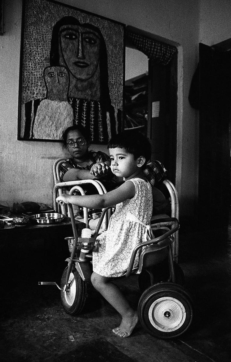 Manjari Chakravarti & Nayantara Roy 2001