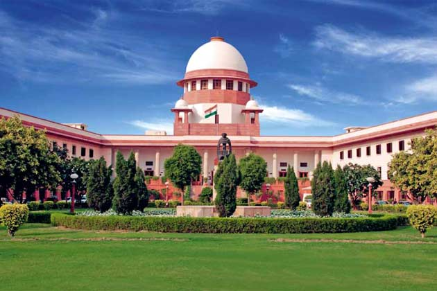 Supreme Court of India Website