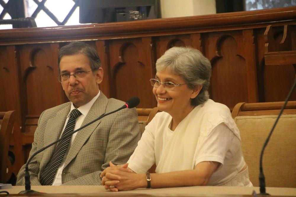 21/10/2015 - Farewell to JUSTICE R. S. DALVI