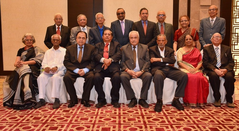 21/04/17 - Bar Dinner to Felicitate Members Completing 50 years in Practice - Jade Garden