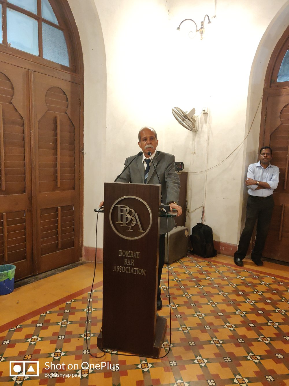 22/11/2018 FELICITATION TEA PARTY for Hon'ble Mr. Justice Akil A. Kureshi and Hon'ble Mr. Justice Indrajit Mahanty on their appointment as Judges of the Bombay High Court.