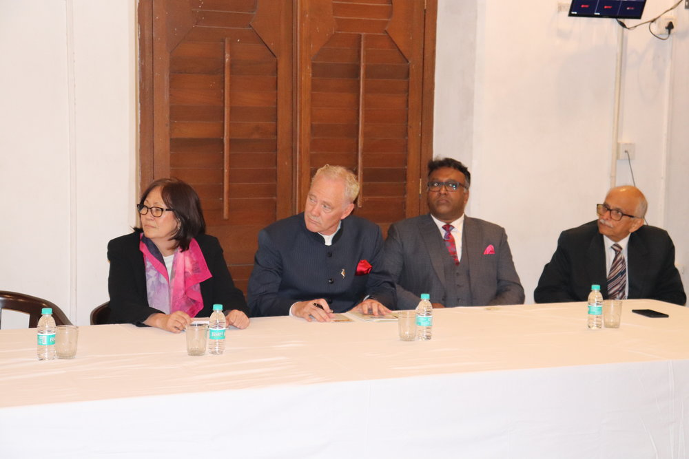March 26, 2019 ROLE OF THE JUDICIARY IN PROTECTING THE RULE OF LAW IN INDIA AND THE USA - COMPARATIVE PERSPECTIVES