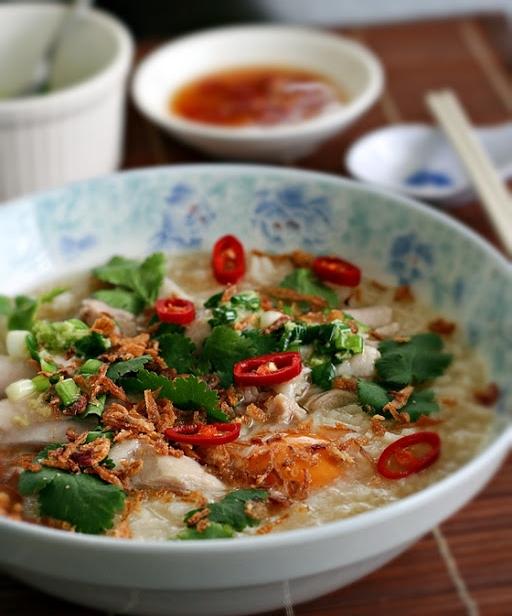 PHUKET, THAILAND  Thai congee