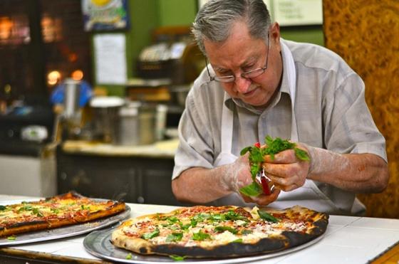 Brooklyn, NY  Di Fara Pizza