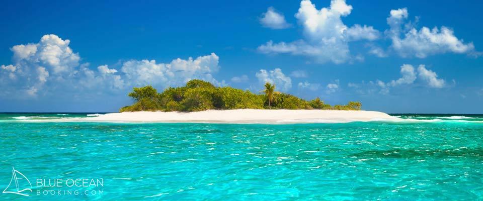 British Virgin Islands Sandy Spit