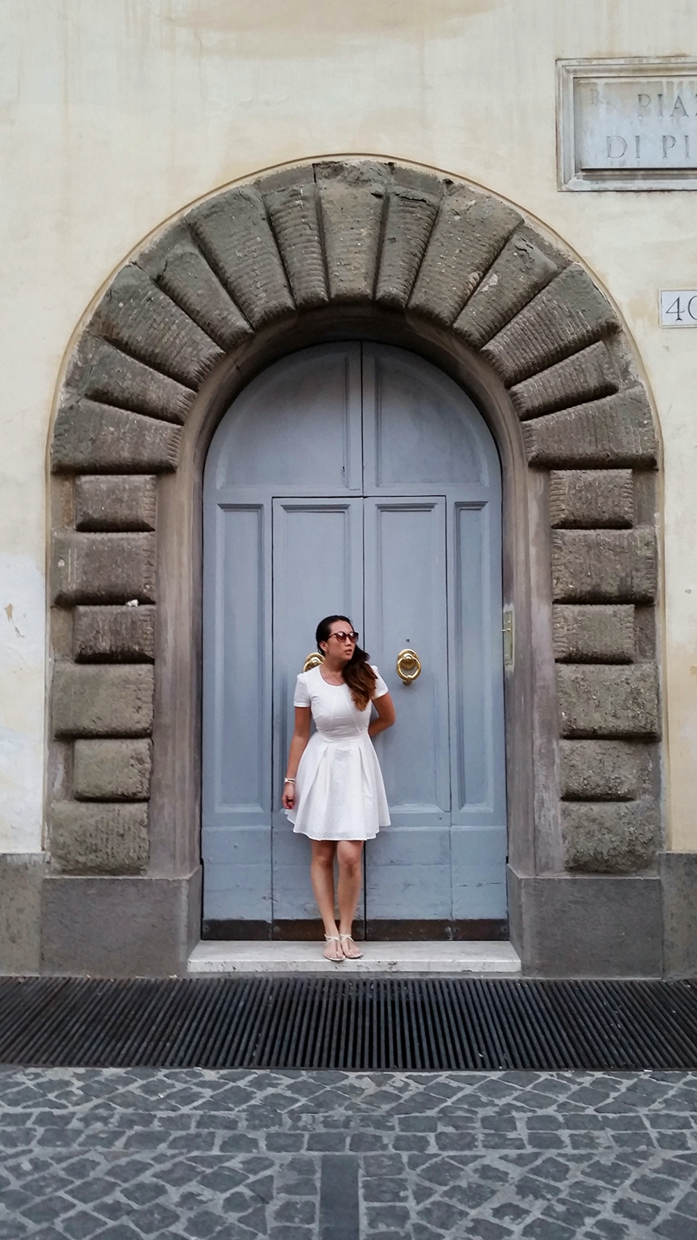 MONTI, ROME Stone hues