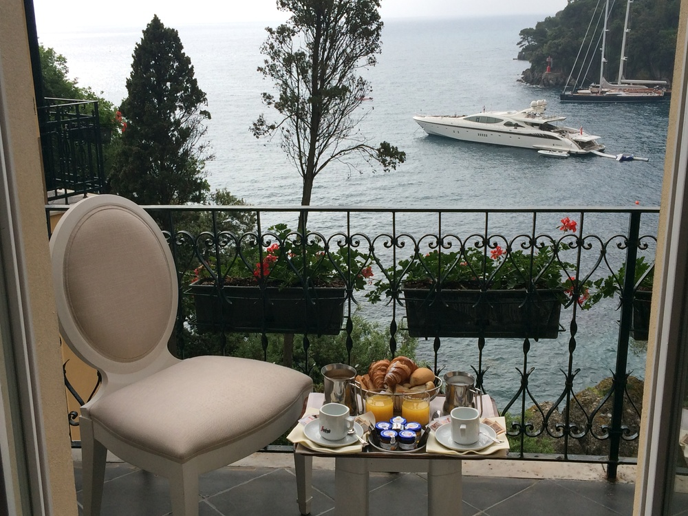 Portofino, Italy You could get used to this.