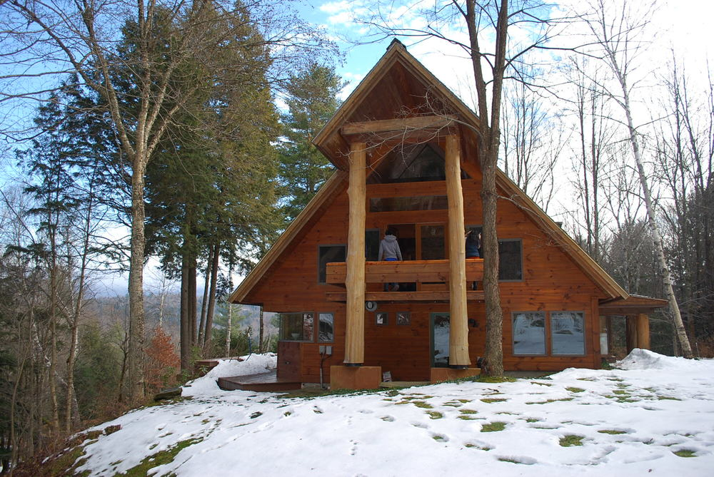 Archtect's Private Residence, Vermont Thanksgiving Vacation Rental